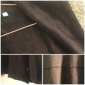 Cable & Gauge Jackets & Coats - Cable & Guage open front fleece cardigan M